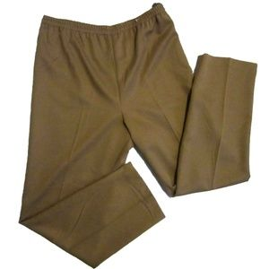 New Camel Career Pants by DA-RUE California 20